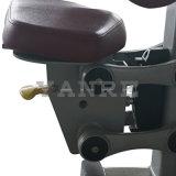 Máquina angular da força da placa do Ab do equipamento da aptidão da ginástica