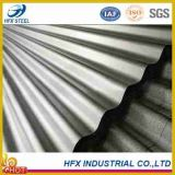 Zinco ondulato galvanizzato della lamiera di acciaio 80 con le azione dello Shandong del laminatoio del grado di Dx51d+Z