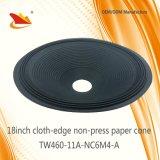 Una buena calidad altavoz PA las piezas de 18 pulgadas de cono de papel - Cono del altavoz