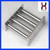 Lebensmittelindustrie-magnetischer Filter/Rasterfeld-Zufuhrbehälter-Magnet