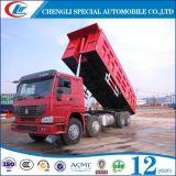 12 Lastkraftwagen- mit Kippvorrichtungkipper des Rad-40ton HOWO