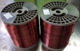 Горячим провод покрынный эмалью сбыванием медный одетый алюминиевый для катушек и замоток