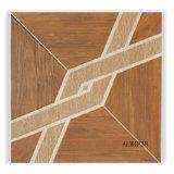azulejo de suelo rústico del material de construcción de 400X400m m con diseño casero único