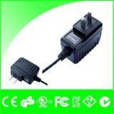 Adattatore di corrente alternata dell'adattatore/di CC dell'adattatore/CA di potere dell'adattatore 100-240V 5V 2A di commutazione