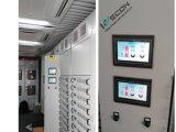 7 pulgadas de pantalla táctil para el sistema de vigilancia de seguridad