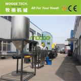 Überschüssige Plastikflasche des HDPE pp., die Maschine aufbereitet