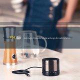 Миниый портативный диктор Bluetooth 4.0 с поддержкой карточки Mic 3.5mm вспомогательной FM микро- SD