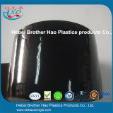 Gordijn van de Deur van de Strook van pvc van de Barrière van het gezicht het Ondoorzichtige Zwarte Plastic