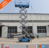 Китай Scissor изготовление/чернь подъема Scissor таблица подъема на сбывании