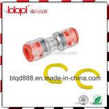 Clip di chiusura sul micro connettore di condotto, connettore di Microduct, connettore diritto ottico della fibra