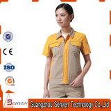 El OEM crea el uniforme del obrero para requisitos particulares con algodón