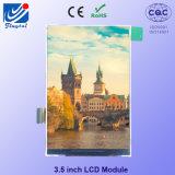 이동 전화 St7796s 3.5 인치 LCD 디스플레이 TFT를 위해 소형