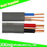 Kupferne elektrische/elektrische Zwilling-und Massen-Drähte