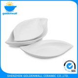 Piatti di ceramica dei piatti del ristorante