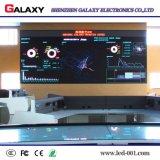 센터를 감시하는 텔레비젼 단계를 위한 작은 화소 피치 실내 P1.875/P1.904 조정 LED 위원회