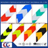 China-Grossist-glänzender Stern farbiges selbstklebendes reflektierendes Band (C3500-AW)