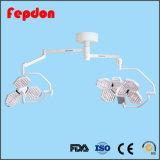 二重ヘッド天井の手術室ライト(SY02-LED3+5-TV)
