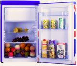 Prix favorable couleur avec rétro Réfrigérateur à dégivrage manuel