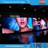 Schermo locativo dell'interno LED TV di colore completo P5 di alta qualità