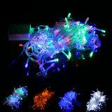 Indicatori luminosi leggiadramente del ghiacciolo del LED per la decorazione esterna di natale