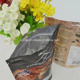 Gravüre-Drucken-Kaffee-Fastfood- Beutel mit Reißverschluss