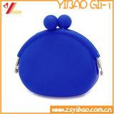 Venda por grosso de Silicone coloridas de alta qualidade Coin Wallet (YB-AB-034)