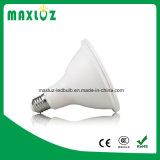 Goedkope Plastic LEIDENE van het Aluminium 18W PAR38 Bol met E27
