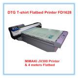 Fd1628 Imprimante jet d'encre numérique haute vitesse de rouleau de soie
