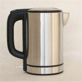 銀製の瓶のステンレス鋼の電気やかんか鍋