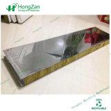 Aufbauendes dekoratives materielles Aluminium, Stahlfelsen-Wolle-Zwischenlage-Panel