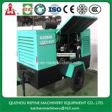 Kaishan LGCY-10/7 Diesel Portable compresor de aire de tornillo de alta presión