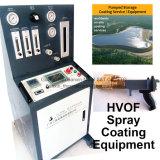 Legierungs-Beschichtung Hvof Spray-Geräten-Pumpen-Hydrospeicher verhindern des Hartmetall-Arbeitskarte-Co hartes Abnutzung-Korrosions-Oberflächenbehandlung