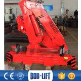 12 tonnes pliant la grue hydraulique de bras pour des camions