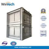 Der kombinierte Blockformatluft-Vorheizungsgerät-/Air-Heizungs-/Luft-Wärmetauscher