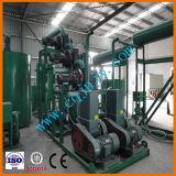 Mini unidade de produção modular da refinaria no recicl Waste do petróleo de motor