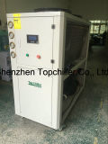 Enfriador de agua refrigerado por aire 20/25 / 30ton para procesamiento de mezcla de alimentos