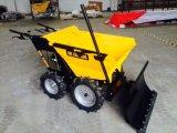 Guilhotina da pá da neve para o equipamento motorizado do acessório do acesso do carrinho de mão de roda