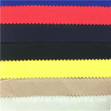 Algodón Fr Tejido Antiestático Metal Fiber Oil Gas Uniform Oil Tela a Prueba de Agua, Flame Retardant Fireproof Fabric
