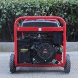Bizon (China) BS5500t (h) 4kw 4kVA 220V 50Hz Gas van de Generator van de Levering MOQ van de Garantie van 1 Jaar het Kleine Snelle