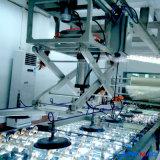 Инженеры имеющиеся к линии машинного оборудования прокатанного стекла обслуживания (SN-JCX2640C)