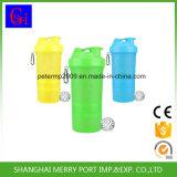 Haut de la promotion de la qualité de l'eau de l'École de secoueur bouteille avec deux conteneurs