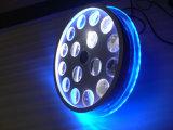 Luz rápida del efecto del boxeador del UFO del poder más elevado para el disco