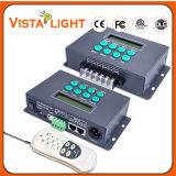 Spi (TTL) Линейный источник питания регулятора яркости освещения приборов светодиодный индикатор цифровой контроллер