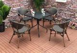 Мебель сада стула бистро Starbucks