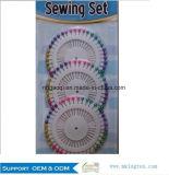 Regalo di promozione per il filato cucirino di cucito di cucito dell'insieme dell'hotel/mini insieme di cucito del kit di cucito/famiglia