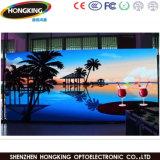 Pantalla de visualización de interior a todo color de LED P7.62 del alto brillo