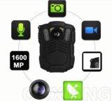 HD 2.0inch bewegliche Kamera der Nachtsicht-Polizei-Durchführung-Schreiber-Polizei-DVR