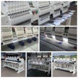 4ヘッドTシャツの帽子の刺繍機械/Usedのプログラム可能なコンピュータ化された刺繍機械