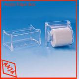 Le compteur acrylique reste des stands de cube pour l'étalage