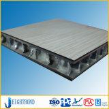 HPL Formica 분할을%s 알루미늄 벌집 위원회